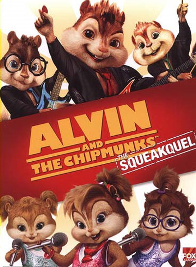 Элвин и Бурундуки: Бурундучихи / Alvin And The Chipmunks: The Chipettes (2009) смотреть онлайн