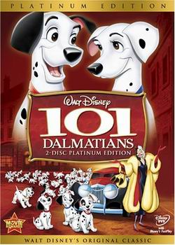 101 Далматинец / One Hundred and One Dalmatians смотреть онлайн