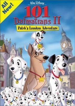 101 Далматинец 2: приключения Патча в Лондоне / 101 Dalmatians 2: Patch's London adventure смотреть онлайн